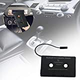 Universal Car Audio Cassette to Aux Adapter for