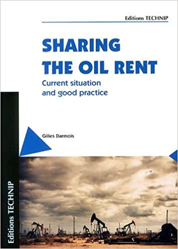 Sharing the Oil Rent: Current Situation and Good Practice ...