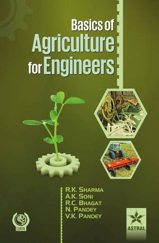 Basics of Agriculture for Engineers (Pbk) pdf