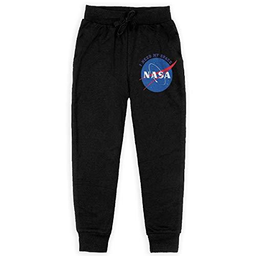 Dxqfb I Need My Space NASA Boys Sweatpants voor Boys