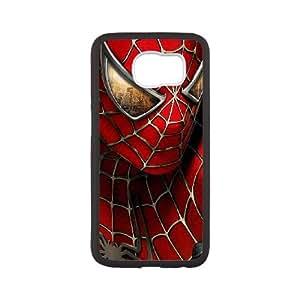 Spider Man 5 Samsung Galaxy S6 Cell Phone Case White DIY GIFT pp001_8033227