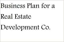 Business plan buying real estate