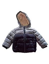 Infant Boys Coats Thick Winter Warn Fleece Padded Jacket