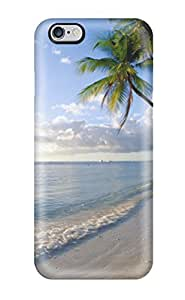 New Style Case Cover TiDWPsG4129hyUjq Sunshine At The Beach Compatible With Iphone 6 Plus Protection Case