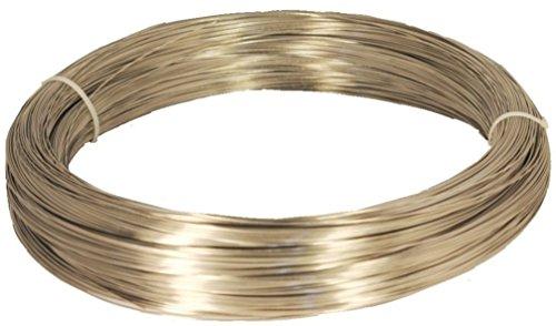 Titanium Wire Gr. 1 Pure .50 Mm 50 Ft. Round Wire