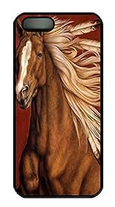 Art Sunhorse Back Case For Ipod Touch 5 Cover (526 art) _618021
