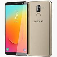 Samsung Galaxy J8 (SM-J810Y/DS) 3GB / 32GB 6.0-inches LTE Dual SIM Factory Unlocked - International Stock No Warranty (Gold)