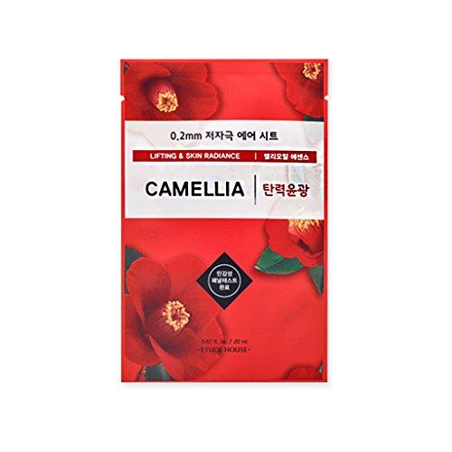 ETUDE HOUSE 0.2mm Air Mask Camellia 20ml (10 Packs)