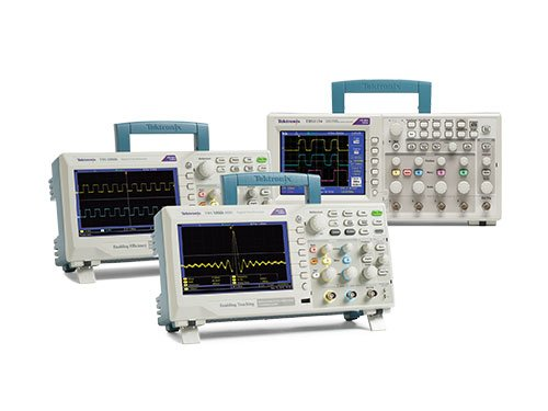 Dual Channel Oscilloscope (Tektronix TBS1052B-EDU 50 MHz, 2 Digital Channel Oscilloscope, 1 GS/s Sampling, 5- year Warranty)