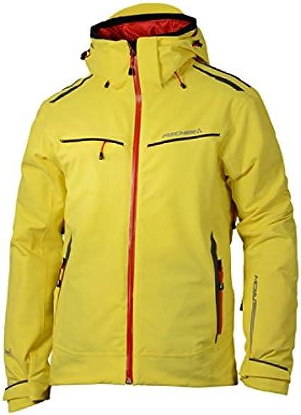 Fischer Hans Knauss Ski Jacket Black: : Bekleidung