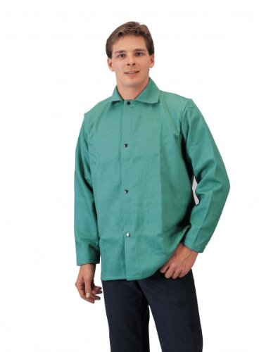 "Tillman 6230 Firestop Welding Jacket 30"" 9oz XL"