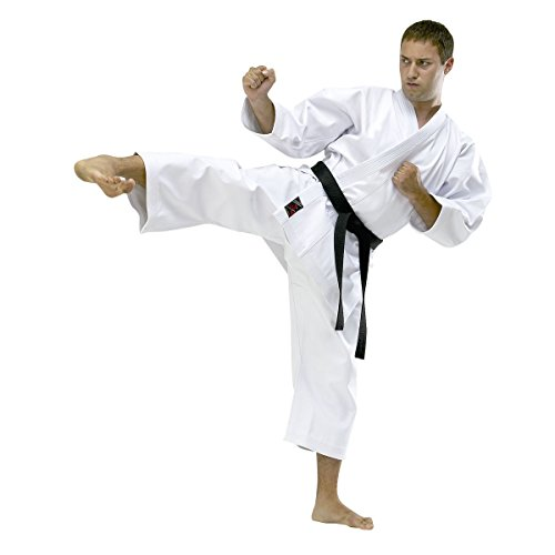 Supérieur Karate MaeKimono Blanc 10 Fuji Oz eE2YDHIb9W