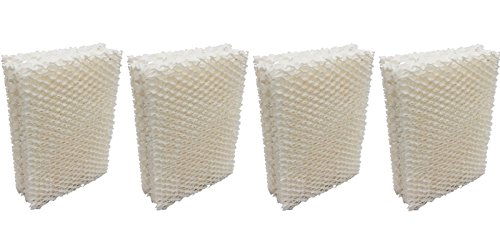Humidifier Wick Filter for Emerson Essick Air HDC-12 - 4 Pack