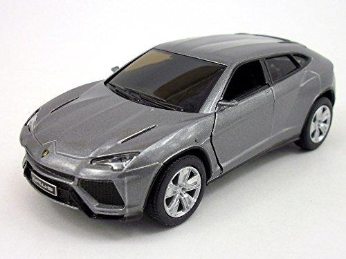 8 Scale Diecast Metal Model - SILVER ()