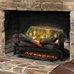Dimplex 20-In Revillusion Electric Fireplace Insert/Log Set with 20-In Ashmat - RLG20 & REM-KIT by Dimplex
