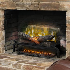 Dimplex 20 In Revillusion Electric Fireplace Insert Log Set With 20