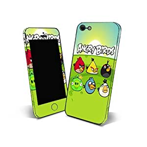 Skin Sticker 3m Cover Phone for HTC Evo 3D Protection Skin Design Angry Birds NAB03
