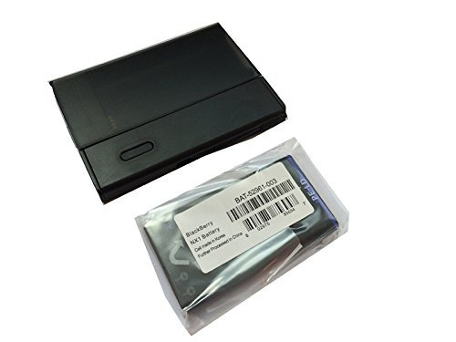 Shinefuture NX-1 Replacement Battery + External Spare Charger Bundle For Blackberry Q10 Bb10 NX1