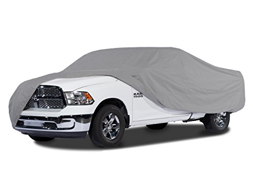 CoverMates - Semi-CustomSIZE: Mid-Size Ext./Crew Cab SB Truck Cover - Select Max - 5 YR Warranty- (00 Nissan Frontier Crew Cab)