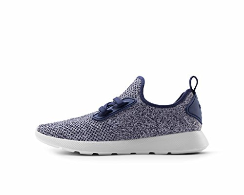 Image of People Footwear Waldo Knit Women's Running Sneaker Paddington Blue/Yeti White 8(W10)