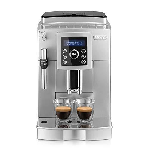 De'longhi ECAM 23.420.SB – Cafetera Superautomática 15 Bares de Presión, Espresso y Cappuccino, Depósito de Agua…