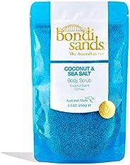 Bondi Sands Coconut & Sea Salt Body Scrub | Oil-Free Formula Gently Exfoliates and Removes Impurities with