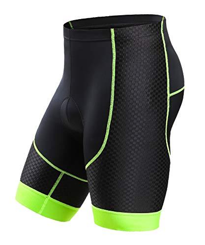 gel padded cycling shorts - 8