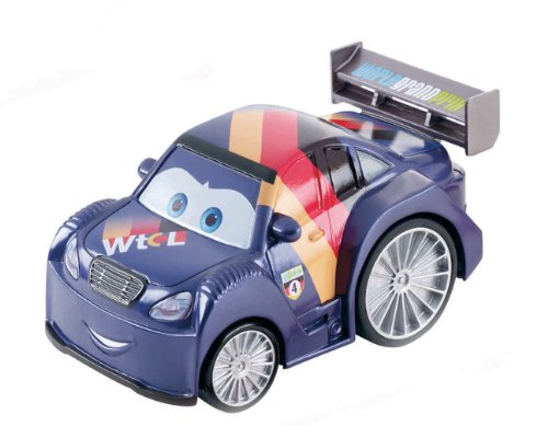 Cars Ripstick Max Schnell Vehicle