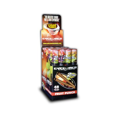 Cyclones Pre Rolled Perfect Cone Fruit product image