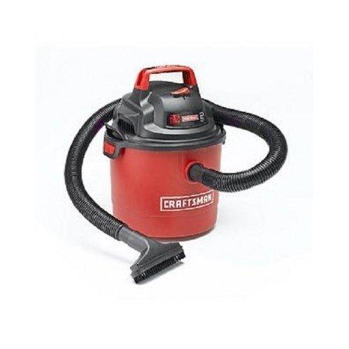 Craftsman Wet Dry Vac : Craftsman gallon peak hp wet dry vac wall mount