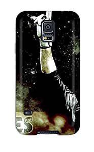 Fashionable CuyqUUv28142bkLES Galaxy S5 Case Cover For Victor Valdes Protective Case