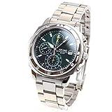 Reloj Seiko para hombre Overseas Modelo SND 411 PC Verde Japón