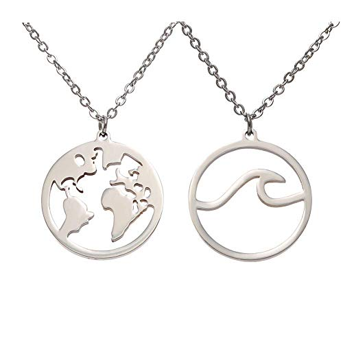 - ISAACSONG.DESIGN Stainless Steel Necklace