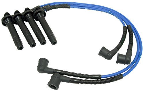 NGK (55004) FX101 Spark Plug Wire Set primary