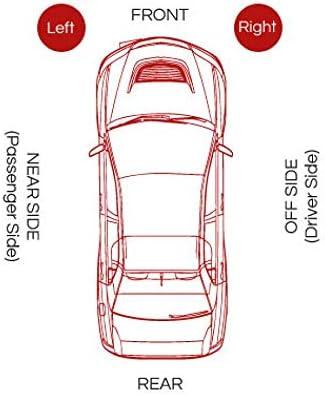 Arange Hilux Hi lux Pickup Queue feu arri/ère Lampe 2011-2016 Paire 2 PC M18M19