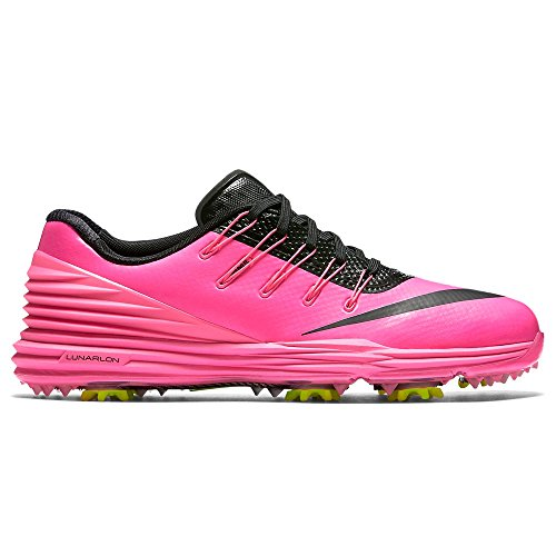 Nike Lunar Control 4 Golf Shoes 2017 Ladies Pink Blast/Vo...