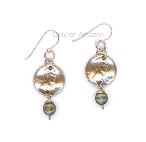 50th Birthday Gifts For Her 1967 Penny Labradorite Earrings Jewelry Gift Ideas Women