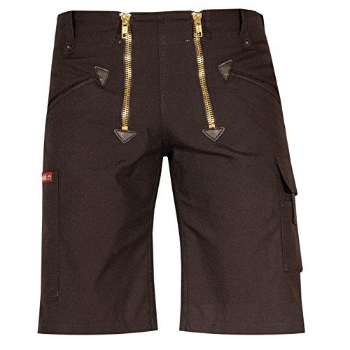 OYSTER Zunft-Shorts Arbeits-Hose CORDURA® - schwarz - Größe: 50