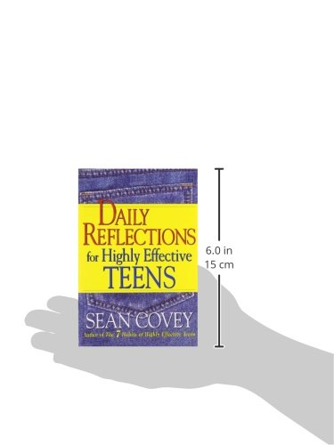 Workbook 7 habits of highly effective teenagers worksheets : Amazon.com: Daily Reflections For Highly Effective Teens ...