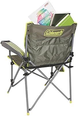 Amazon.com: Coleman Vertex Ultra duro Arm Chair Best cuadros ...