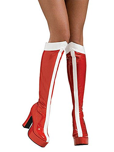 - Rubie's Costume Co Wonder Woman Officially Licensed Boots Costume