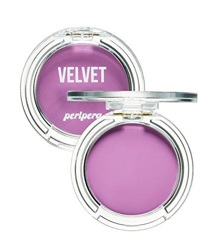 Peripera Velvet Cheek 0.1 Ounce 005 Soft Lavender 0.1 Ounce Cheek Color