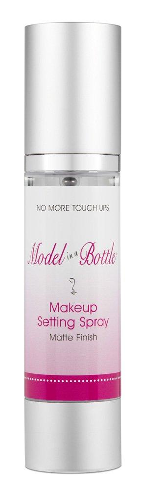 Model in a Bottle Original Makeup Setting Spray, Matte Finish, 1.7 oz