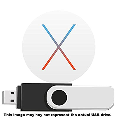 OS X 10.12 Sierra Bootable USB Install / Recovery Media