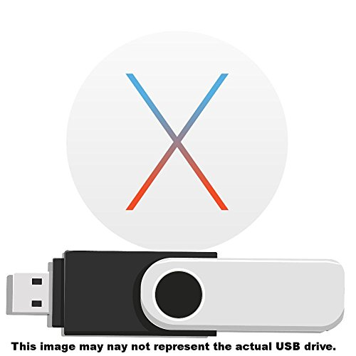 Price comparison product image OS X 10.12 Sierra Bootable USB Install / Recovery Media