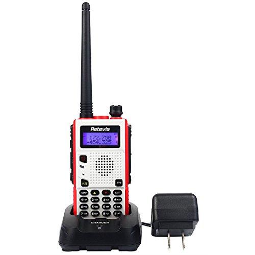 Retevis RT5 Two Way Radio 7W 128 CH VHF/UHF 136-174/400-520
