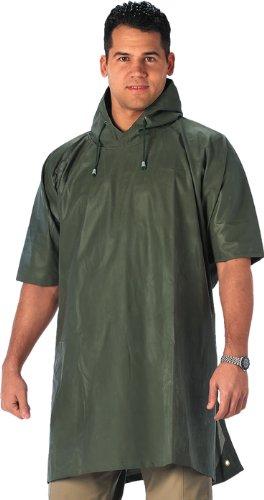 Rothco Rubberized Rainwear Poncho