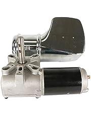 Db Electrical LTM0001 Winch Motor for Dump Truck Tarp Systems Gearmotor, Motor, Gearbox Hd,3 and 4 Bolt Heavy Duty
