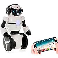 Robot Inteligente F4 con Cámara Fotos y Videos, Sensores y Autoequilibrio, Controlalo con la