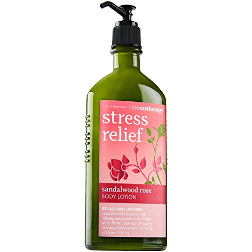 Price comparison product image Bath & Body Works Aromatherapy Sandalwood Rose Body Lotion 6.5 Ounce